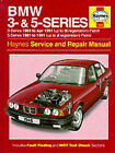 BMW 3 and 5 Series Service and Repair Manual by Larry Warren, A. K. Legg (Hardback, 1994)