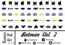 Batman Vol 2 - Waterslide Nail Decal - 50 PC - BNA-10273