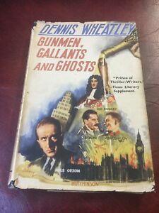 Gunmen-Gallants-And-Ghosts-Dennis-Wheatley-1943