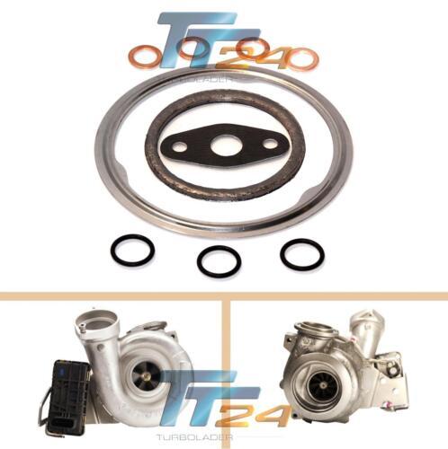 Montagesatz Turbo# BMW = 3er 5er 7er 3.0D xD xDrive 145kW-173kW 758351-24 758352