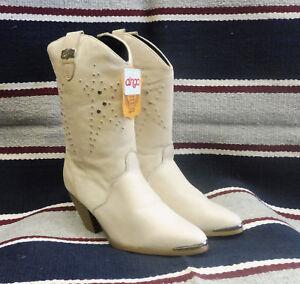 scarpe sportive 1862d 472cd Dettagli su Stivali stivale texani country western cowboy donna line dance  wedding boots 36