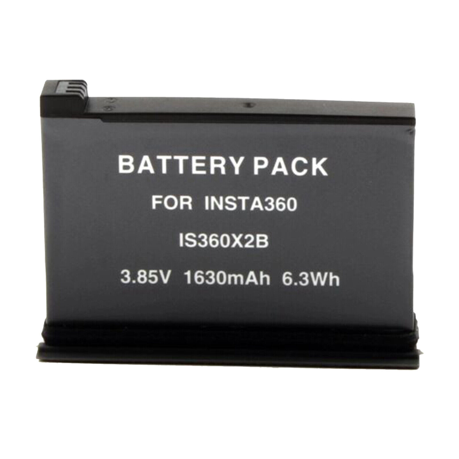 1630mAh Battery Pack Replacement for Insta360 ONE X2 Action Camera Accessories