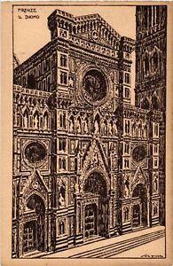 CPA FIRENZE Il Duomo . ITALY (502067) bJSmttZo-09155353-723308565