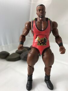 WWE mattel elite séries 26 Big E Langston wrestling action figure