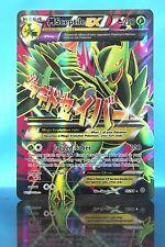 Pokemon M Sceptile EX (85 Full Art) 85/98