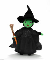 Madame Alexander Wizard Of Oz Wicked Witch Of The West 12 Cloth Doll 66700