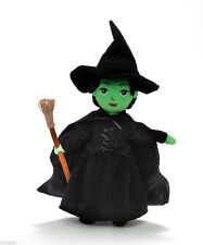 "Madame Alexander Wizard Of Oz Wicked Witch of the West 12"" Cloth Doll #66700"
