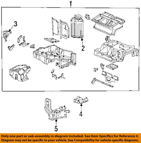 HONDA OEM-Hvac Heater Control Valve 79710SX0003