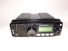 Motorola Xtl1500 Mx P25 Digital Radio 7800 Latest Fw Updated Flash 9600 Baud