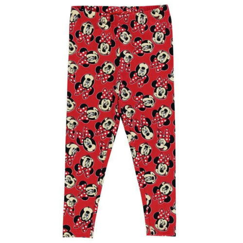 MINNIE MOUSE MULTI PRINT LEGGINGS,2//3 3//4,5//6,7//8YR,NEW WITH TAGS