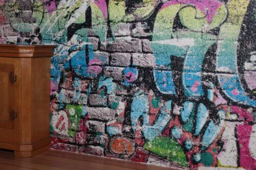 Graff 5112 Tapete für´s Puppenhaus ** Graffiti ** Puppenstube