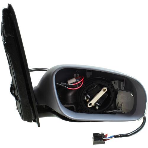 rechts für VW Touran 1T Bj.03-10 elektrisch heizbar grundiert Außenspiegel kpl