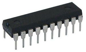 MOTOROLA-MC74ACT244N-20-Pin-DIP-Non-Inverting-IC-New-Lot-Quantity-200