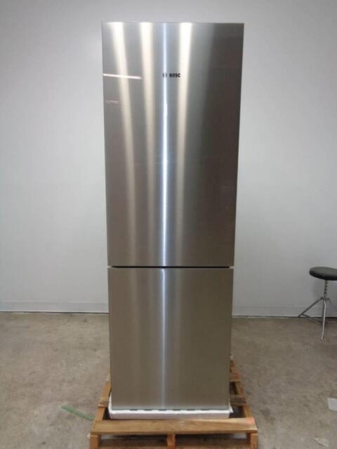 Bosch B10cb80nvs 800 Series 24 Glass Door Bottom Freezer