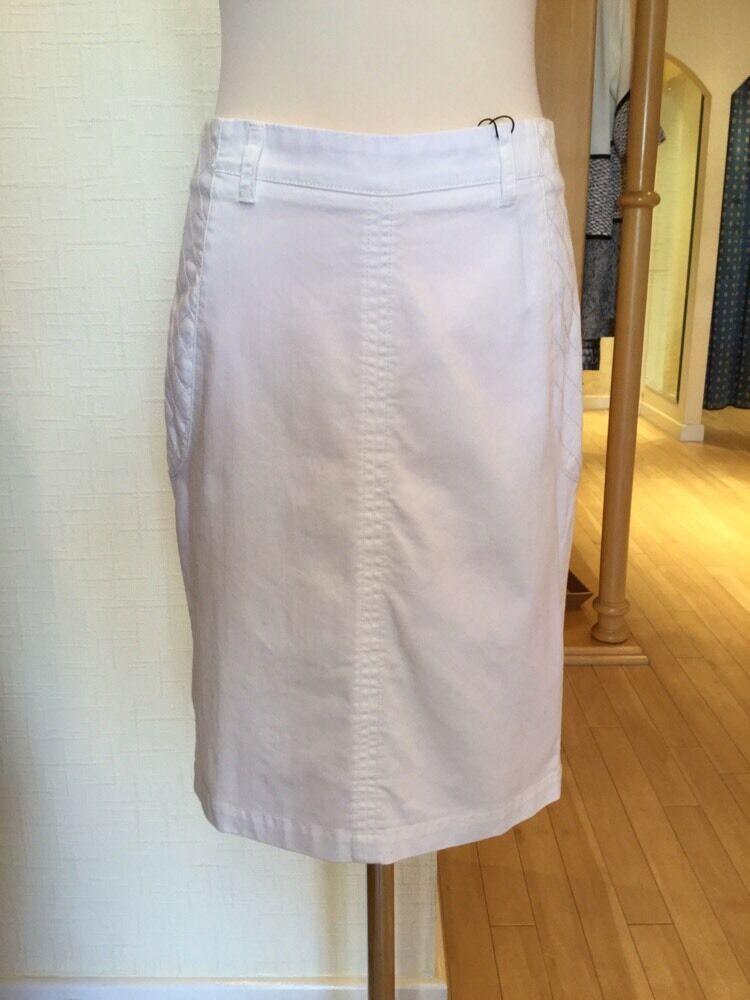 Olsen Skirt Size 12 BNWT Ivory RRP  Now