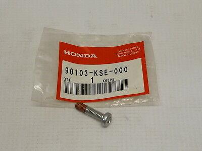 FLANGE New GENUINE Honda NOS 90103-KF0-000 BOLT 8X45
