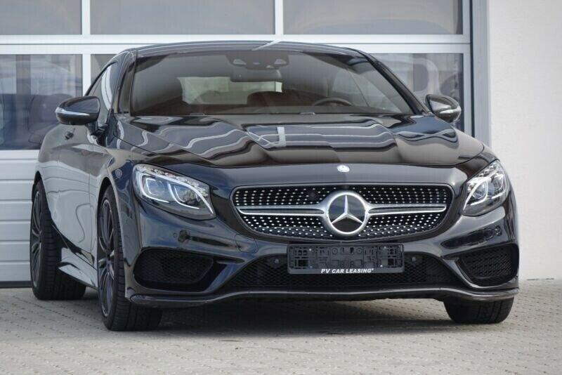 Mercedes S500 4,7 AMG Line Coupé aut. 2d - 6.299 kr.