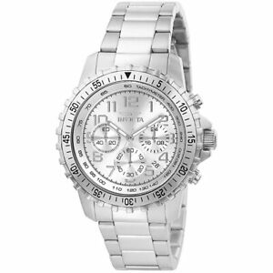 Invicta 6620 Men's Stainless Steel Chronograph Watch