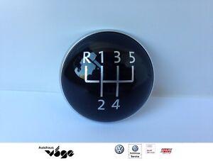 original vw schaltknauf plakette 1 5 r gang golf vi caddy. Black Bedroom Furniture Sets. Home Design Ideas