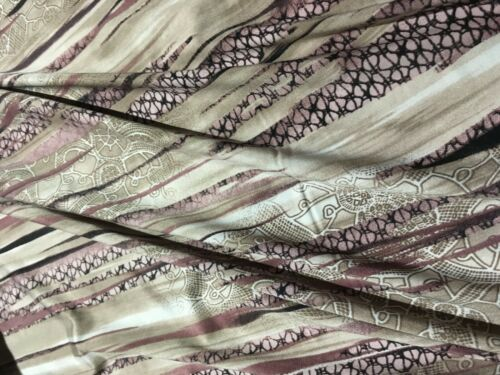 PRINTED  JERSEY LYCRA FABRIC-SOLD BY THE METER