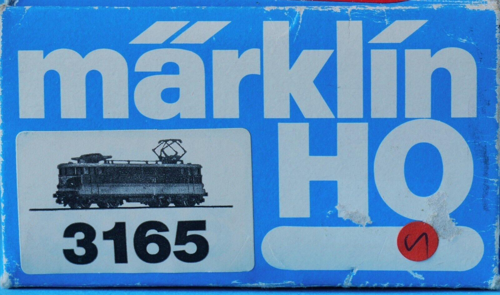 acquista marca MARKLIN 3165 HO GAUGE ELEKTROLOKOMOTIVE ELECTRIC LOCOMOTIVE SNCF BB9200 BB9200 BB9200 BB 9280  incentivi promozionali
