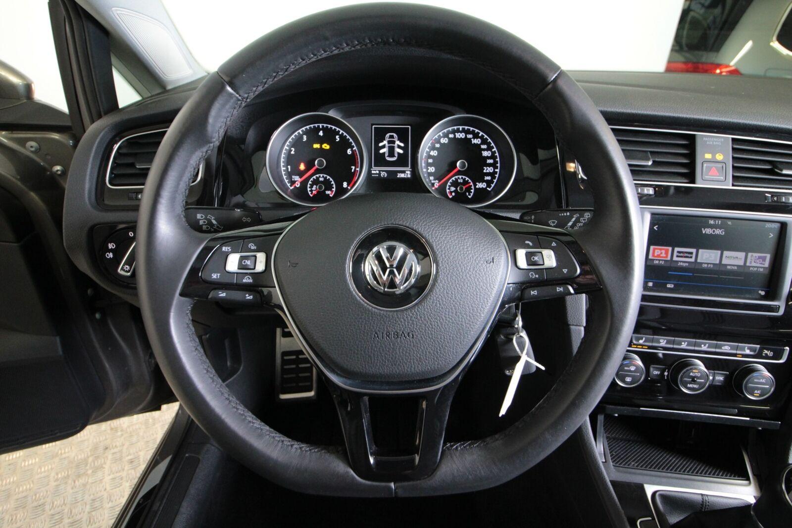 VW Golf VII TSi 125 Allstar BMT