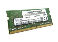 Genuine Lenovo Thinkpad E575 Ddr4 2400 Sodimm 4gb Memory Card 01ag707