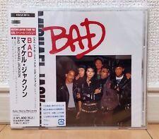 Michael Jackson Bad Japan CD ESCA-6614 Single 1996 w/OBI
