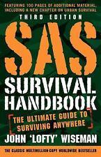SAS Survival Handbook Third Edition : The Ultimate Guide Book