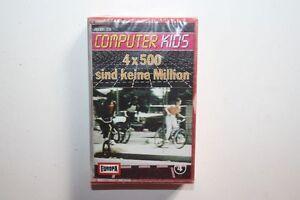 COMPUTER-KIDS-4-4-500-sind-keine-Million-MC-Kassette-EUROPA-OVP-NEU