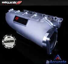 SKUNK2 ULTRA SERIES RACE SILVER INTAKE MANFOLD K20 K24 PRB DC5 EP3 307-05-8000