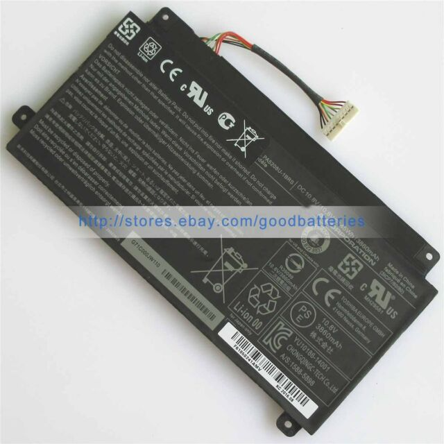 Genuine 10.8V 45Wh new battery for TOSHIBA Chromebook 2 CB30-B-103 CB30-B-104