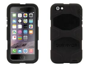 Griffin-Survivor-All-Terrain-Case-for-Apple-iPhone-6-Plus-6s-plus-Black