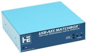 Henry-Engineering-USB-AES-Matchbox-Broadcast-XLR-Analog-Digital-Audio-Interface