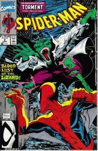 Spiderman-issue-2-only-marvel-Comics-1990-limited-stock-1-per-person