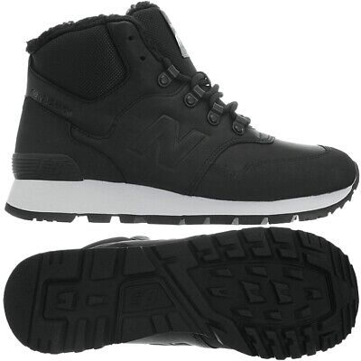 New Balance 755 Trail black Men's Boots Sneakers leather winter shoes fleece NEW   eBay
