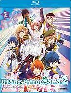 UTA NO PRINCE SAMA 2000%: COMPLETE COLLECTION - BLU RAY - Region A - Sealed