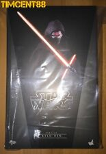 Hot Toys MMS320 Star Wars The Force Awakens 1/6th Scale Kylo Ren Figure
