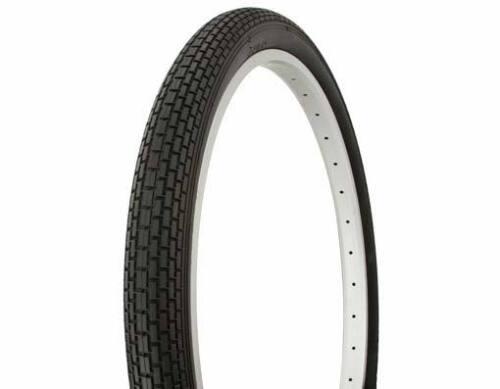 "Duro Heavy Duty Bicycle Tire 26/"" x 2.125/"" Small Brick Style Classic Cruiser Bike"