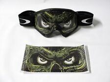 Bmx Mx Oakley Scott Monster Energy Goggles Skin Cover