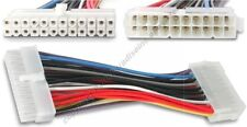 Lot10 20pin Power Supply Cable~24pin Motherboard Connector ATX/BTX Cord Adapter