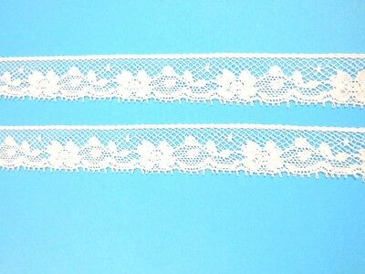 """French Lace White  5//8/""""   9978 by Capitol Imports"""