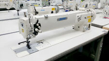 Thor Gc1560l 25 Double Needle 25 Long Arm Walking Foot Sewing Machine New