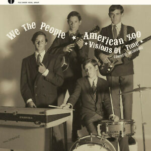 WE-THE-PEOPLE-AMERICAN-ZOO-Visions-Of-Time-vinyl-LP-garage-punk-psych