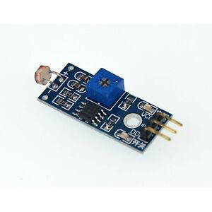 1PC Photoresistor Sensor Module Light Detection Light for Arduino bn