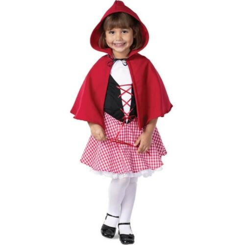 Child Deluxe Little Red Riding Hood Costume