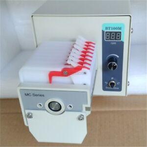 Peristaltikpumpe-BT100M-MC3-6-Walze-0-0008-45-Ml-Min-Pro-Kanal-3-Kanal