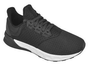 Men Adidas Falcon Elite 5 M size 9 AF6420 Black Training running ... a5b962f23