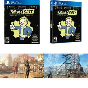 Details about Fallout 4 Game Of The Year Edition - PlayStation 4