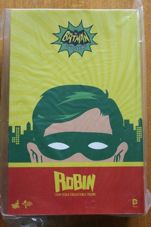 heta leksaker Movie Masterpiece MMS 219 Robin Burt Ward läderlappen 1966 TV Series